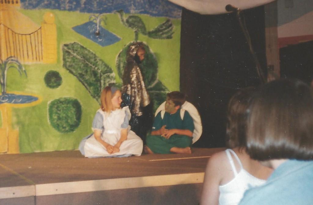 Alice In Wonderland- 1999